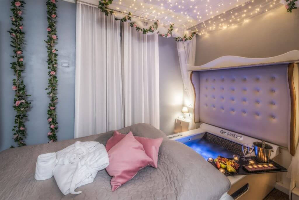 Suite romantica a Torre del Lago