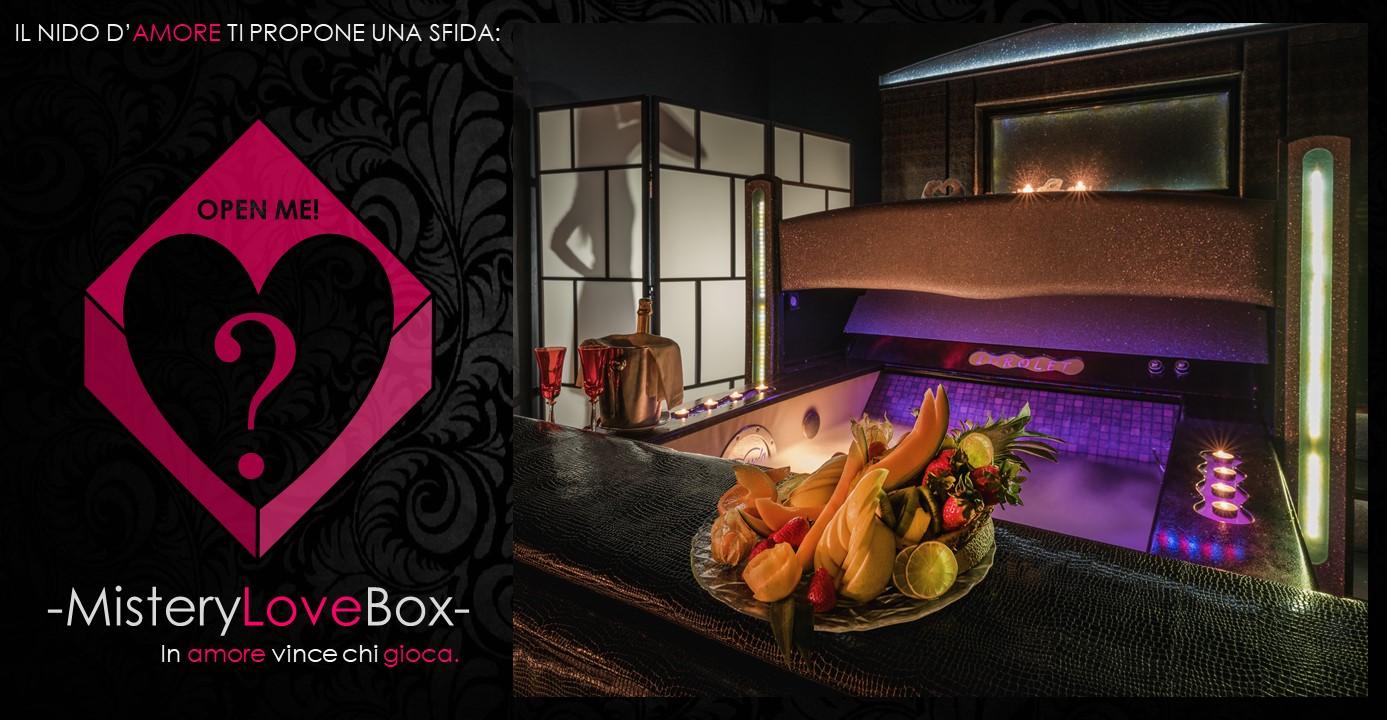 mistery love box