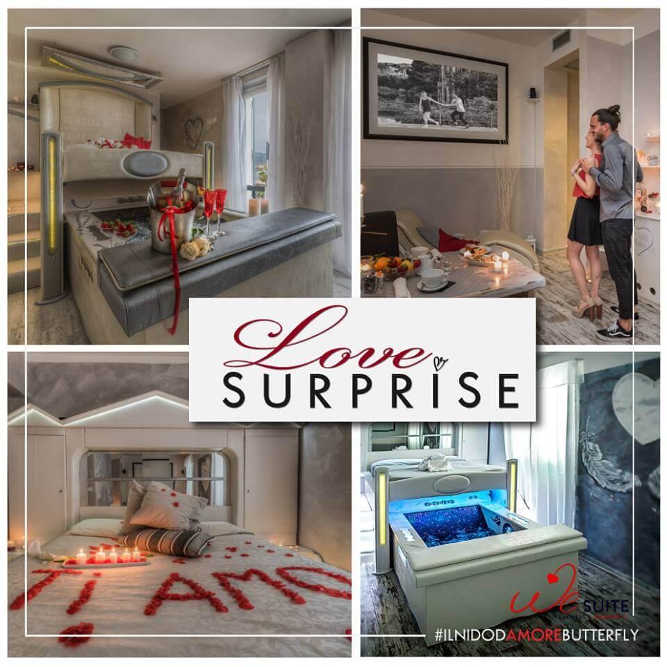 love surprise